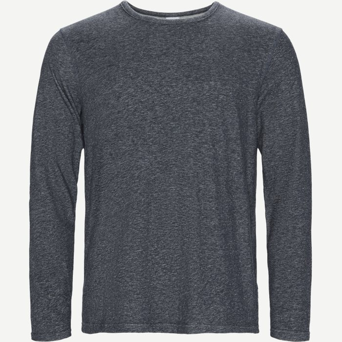 Georg Crewneck Sweatshirt - Sweatshirts - Regular - Blå